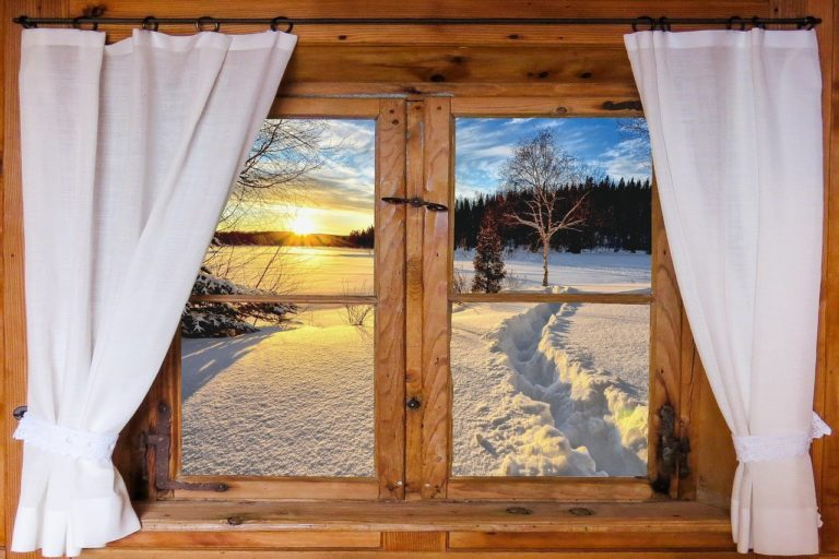 nature, landscape, winter